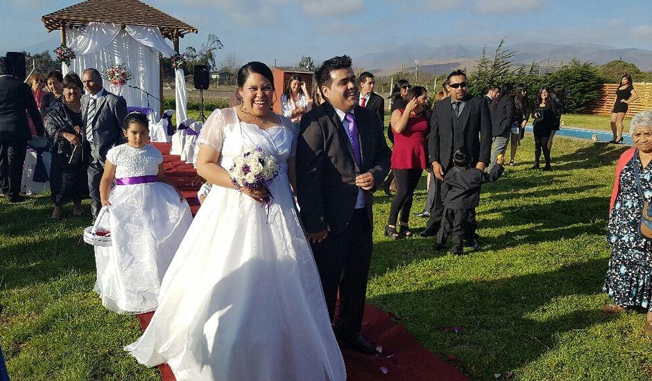 El matrimonio de Miguel  y Marjoleny  en La Serena, Elqui