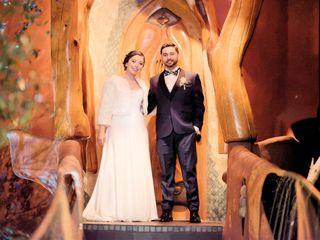 El matrimonio de Bárbara y Arturo 2