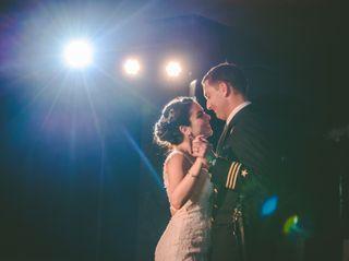 El matrimonio de María Ignacia y Carlos