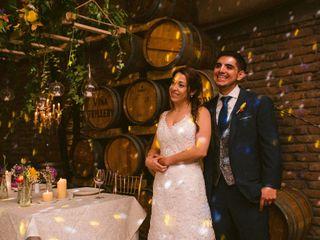 El matrimonio de Romina  y Rodrigo  3