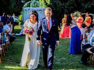 El matrimonio de Victoria y Ammon