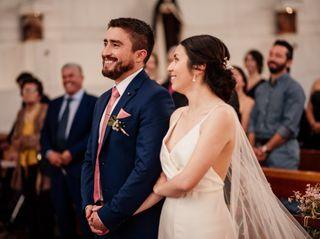 El matrimonio de Camila y Martín