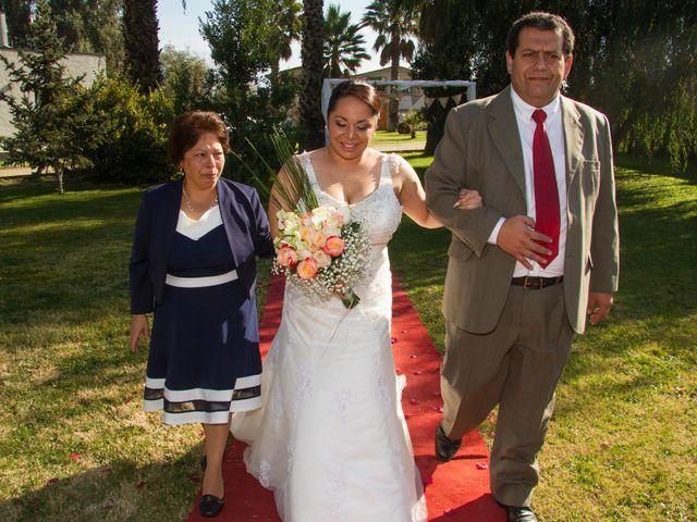 El matrimonio de Daniel y Catalina en Talagante, Talagante 9