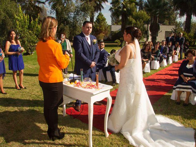 El matrimonio de Daniel y Catalina en Talagante, Talagante 11