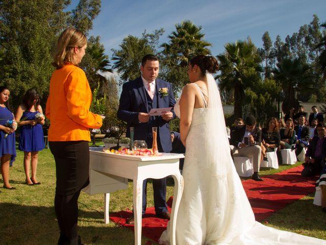 El matrimonio de Daniel y Catalina en Talagante, Talagante 14