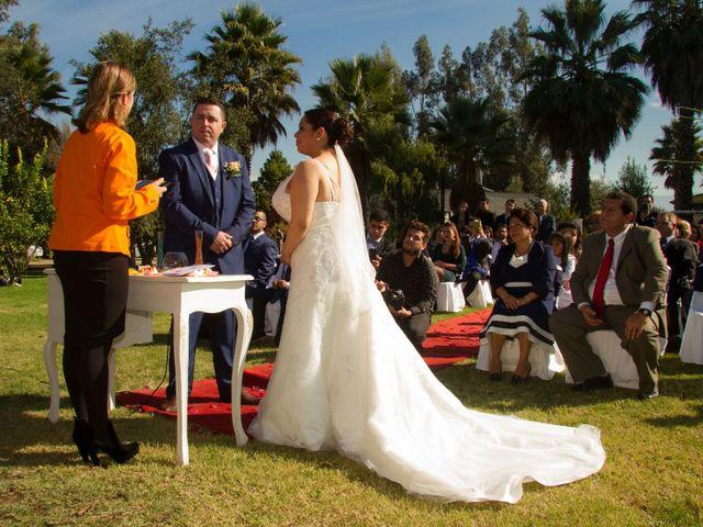 El matrimonio de Daniel y Catalina en Talagante, Talagante 1