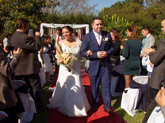 El matrimonio de Daniel y Catalina en Talagante, Talagante 22