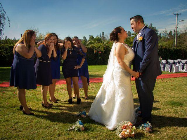 El matrimonio de Daniel y Catalina en Talagante, Talagante 27