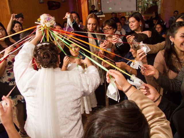 El matrimonio de Daniel y Catalina en Talagante, Talagante 42