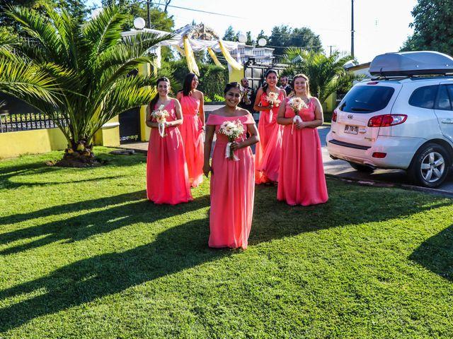 El matrimonio de Ammon y Victoria en Los Ángeles, Bío-Bío 2