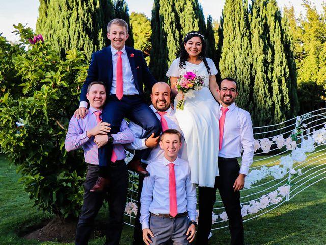 El matrimonio de Ammon y Victoria en Los Ángeles, Bío-Bío 18