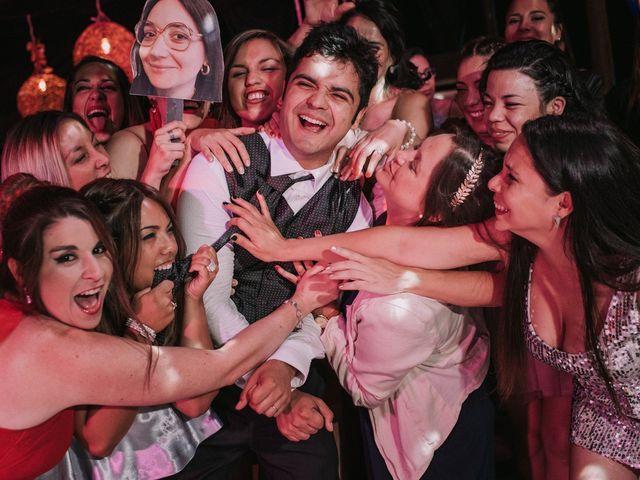 El matrimonio de Cami y Seba en Santiago, Santiago 12
