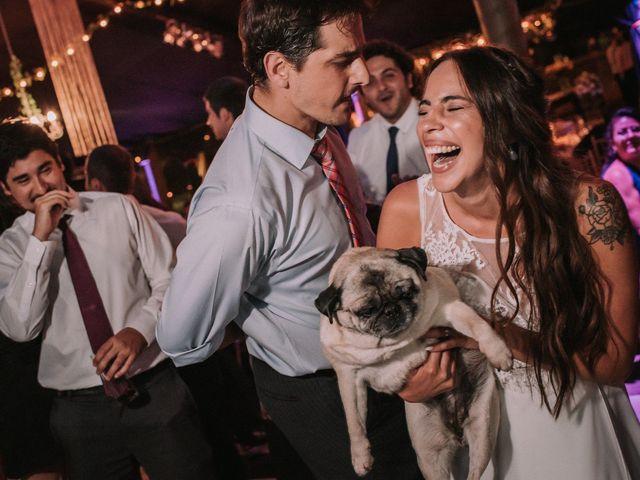 El matrimonio de Cami y Seba en Santiago, Santiago 14