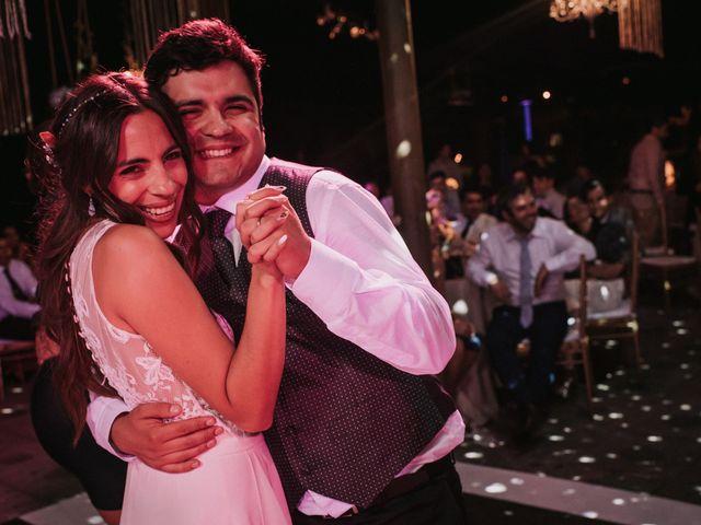 El matrimonio de Cami y Seba en Santiago, Santiago 16
