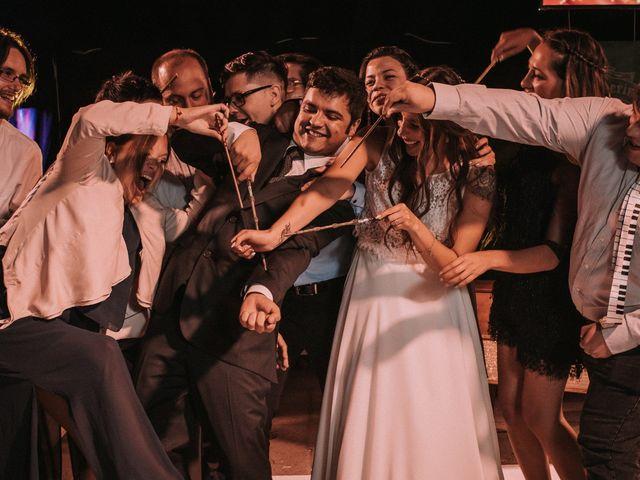 El matrimonio de Cami y Seba en Santiago, Santiago 19