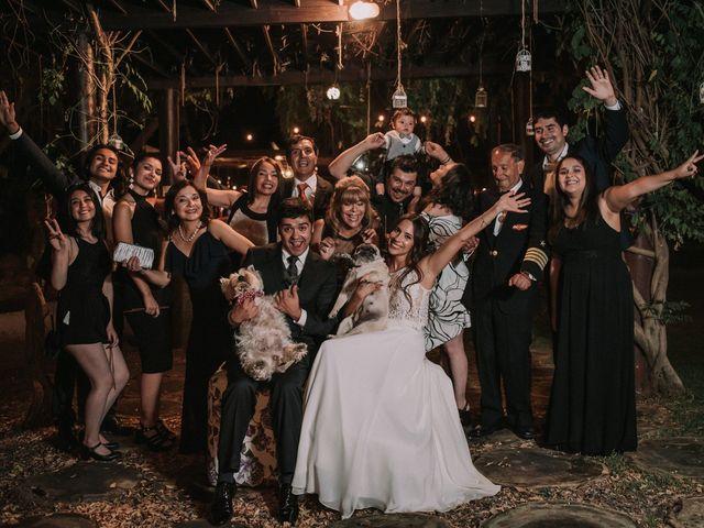El matrimonio de Cami y Seba en Santiago, Santiago 21