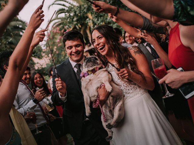 El matrimonio de Cami y Seba en Santiago, Santiago 24