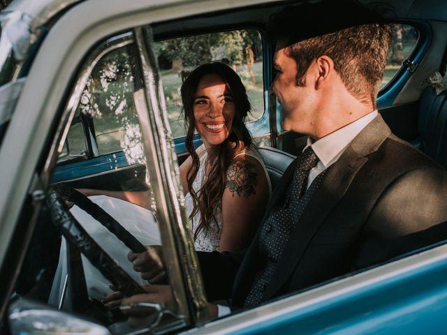 El matrimonio de Cami y Seba en Santiago, Santiago 30
