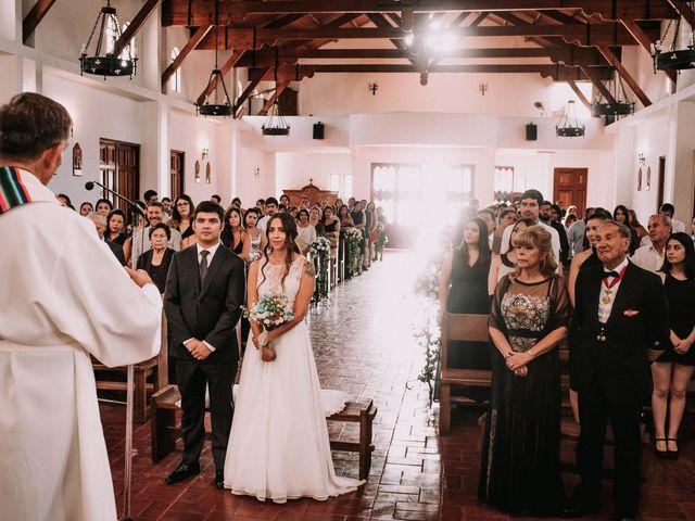 El matrimonio de Cami y Seba en Santiago, Santiago 34