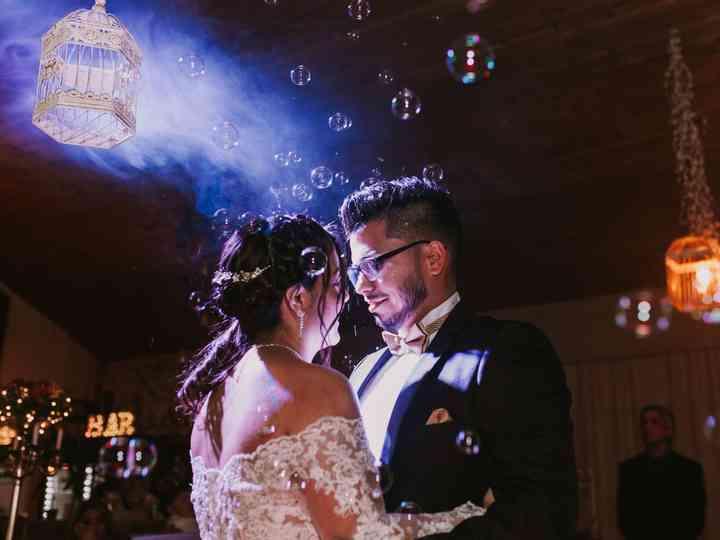 El matrimonio de Paula y Isaac