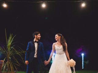 El matrimonio de Jennifer  y Ricardo