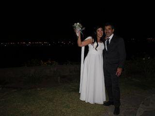 El matrimonio de Carmen  y Cristián