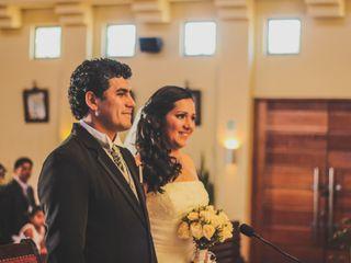 El matrimonio de Marjorie y Ricardo