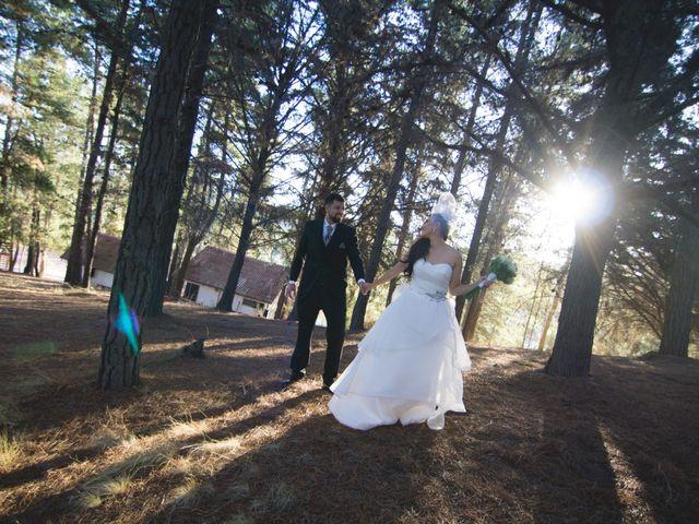 El matrimonio de Ainoa y Kevin