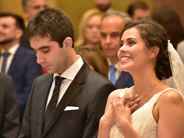 El matrimonio de Susana y Jaime