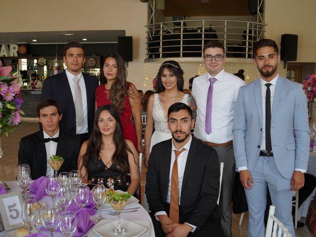 El matrimonio de Jordan y Loreto en Putaendo, San Felipe de Aconcagua 5