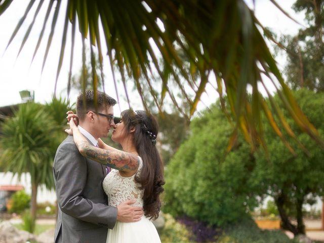 El matrimonio de Jordan y Loreto en Putaendo, San Felipe de Aconcagua 2