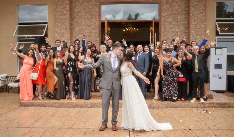 El matrimonio de Jordan y Loreto en Putaendo, San Felipe de Aconcagua