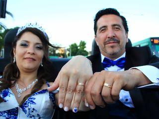 El matrimonio de Claudio  y Carmen Gloria  2