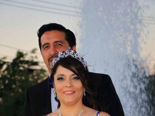 El matrimonio de Claudio  y Carmen Gloria  3