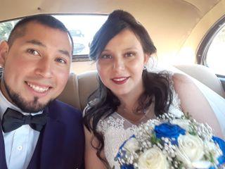 El matrimonio de Esteban y Nidia