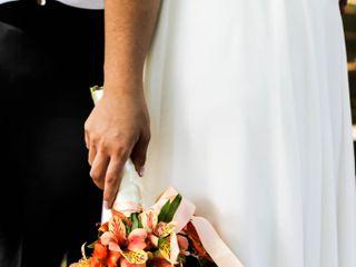 El matrimonio de Vannesa y Cristobal 3