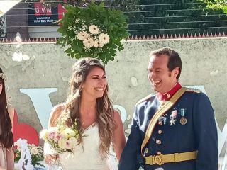 El matrimonio de Manuel  y Valeria   1