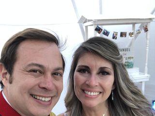 El matrimonio de Manuel  y Valeria   2