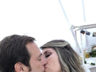 El matrimonio de Manuel  y Valeria   3