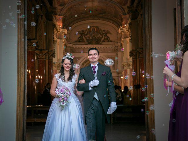 El matrimonio de Paulina y Alfredo