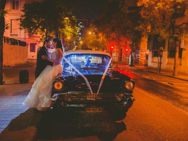 El matrimonio de Daniela y Gonzalo