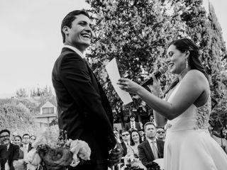 El matrimonio de Lisa y Julio