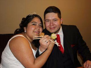 El matrimonio de Luis y Verónica