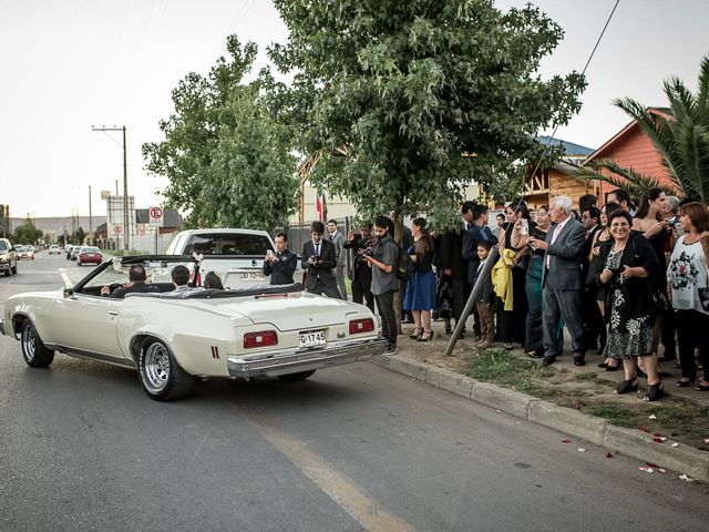 El matrimonio de Andrés y Natalia en Talca, Talca 16