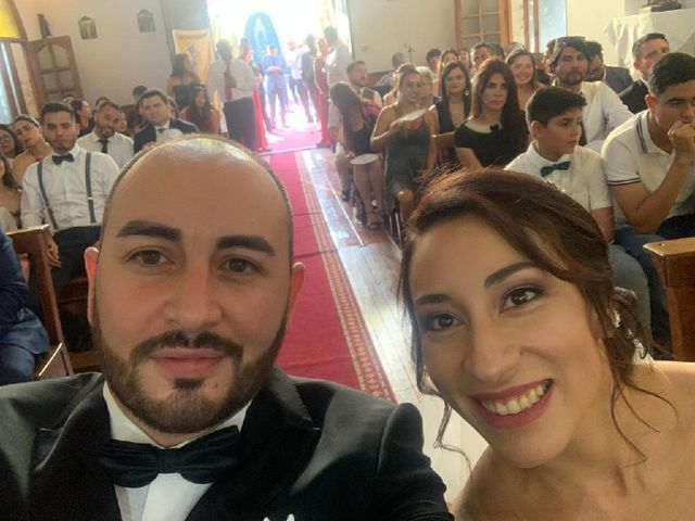 El matrimonio de Felipe y Viviana