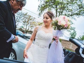 El matrimonio de Paula y Raul 2