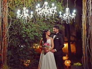 El matrimonio de Estefania y Alex 3