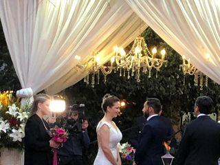 El matrimonio de María de los Angeles y Claudio Andrés  2