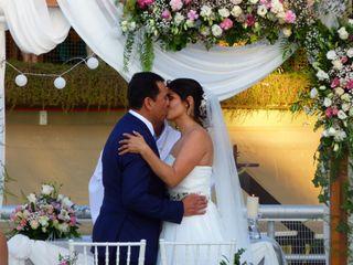 El matrimonio de Katherine y Eduardo
