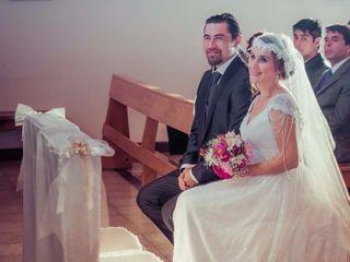 El matrimonio de Marcela y Marcelo 1